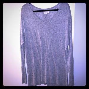 Lou & Grey V-Neck Sweater